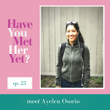 Have you met Ayelen Osorio from Netcoins?