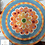 Thumbnail: CARNIVAL BLUE DESIGN DINNER PLATE