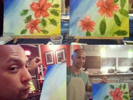 Paint me surprised