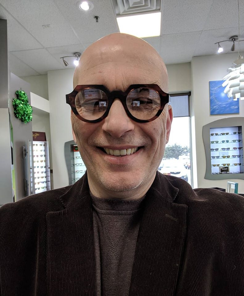 jacques durand praslin retro glasses