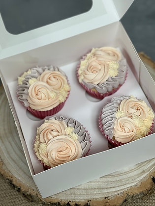 Vanilla Cupcakes (Including Mothering sunday )
