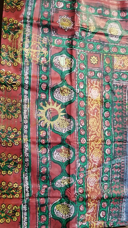 Yemeni Traditional Fabric (Setarah)