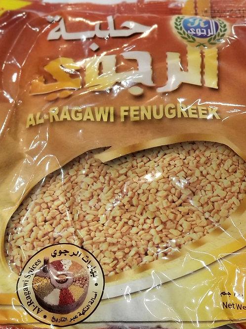 Alragawi Ground Fenugreek حلبة الرجوي
