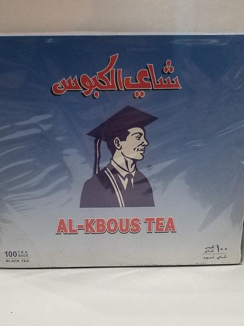 Al-Kabous Tea bags -100bags