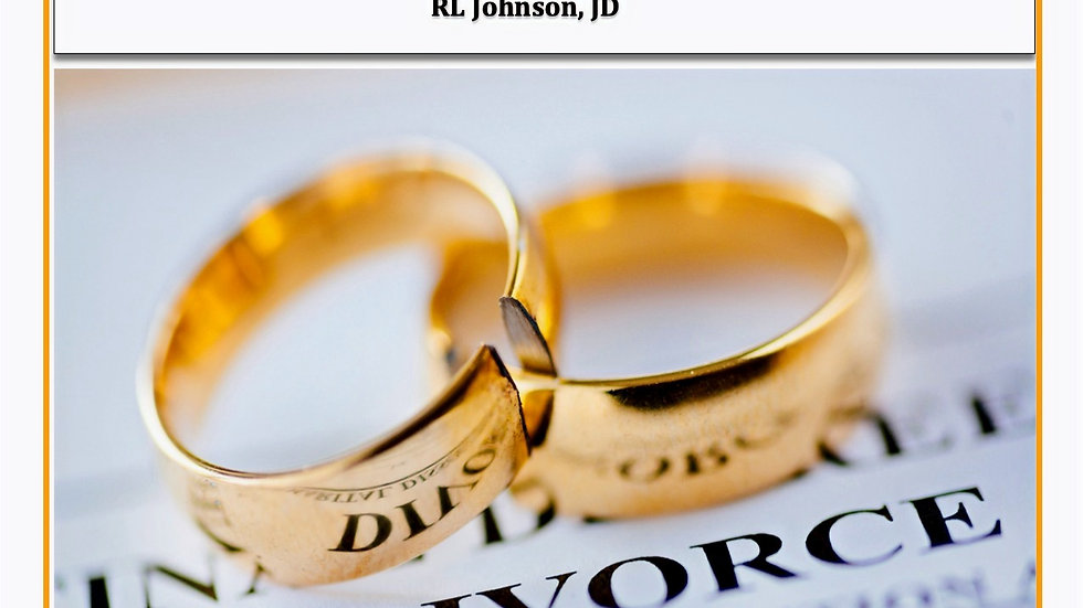 Do It Yourself Divorce:  Step-By-Step Guidance