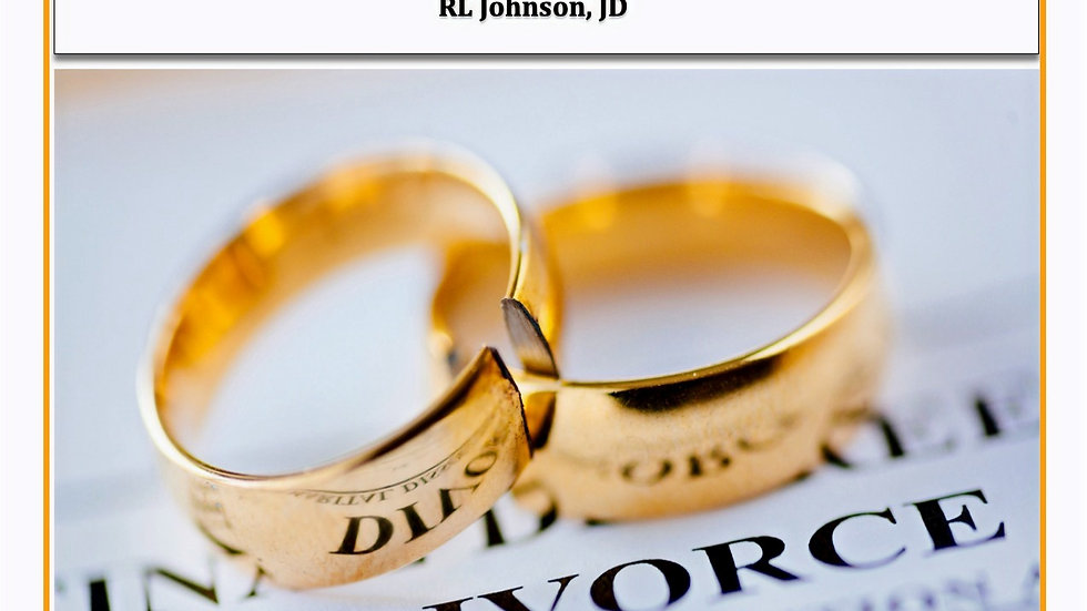 Divorce Basics | An Excerpt from Do It Yourself Divorce: Step-by-Step Guidance