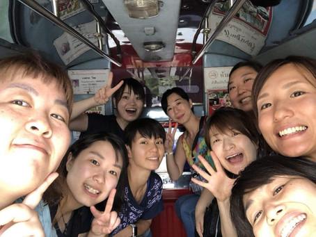 【子宮バランスセラピスト認定講座】 チェンマイリトリートツアー・その5