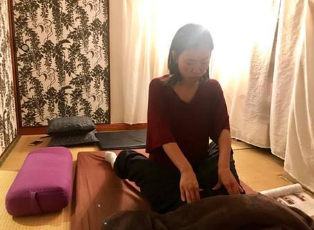 『子宮バランスセラピスト養成講座』 2020年1月開催@東京