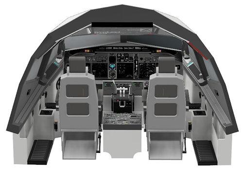 737 Complete Cockpit Package