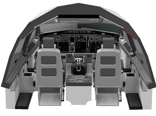 737DIYSIM Complete Package