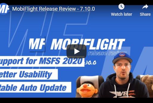 Thank You MobiFlight!
