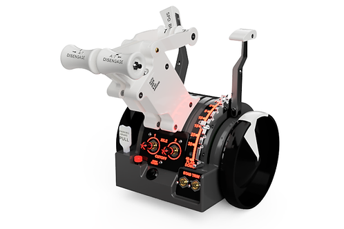 737MAX/NG 3D Printed Throttle