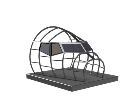 The 737 Shell on Fusion 360 Released!