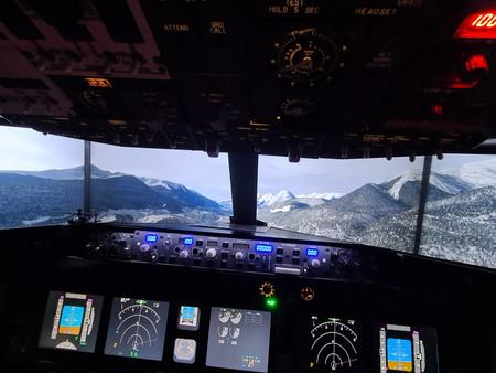 Does MSFS 2020 fully work in my Boeing 737 Sim?