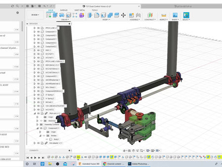 Selecting 3d printed parts from a Fusion360 design