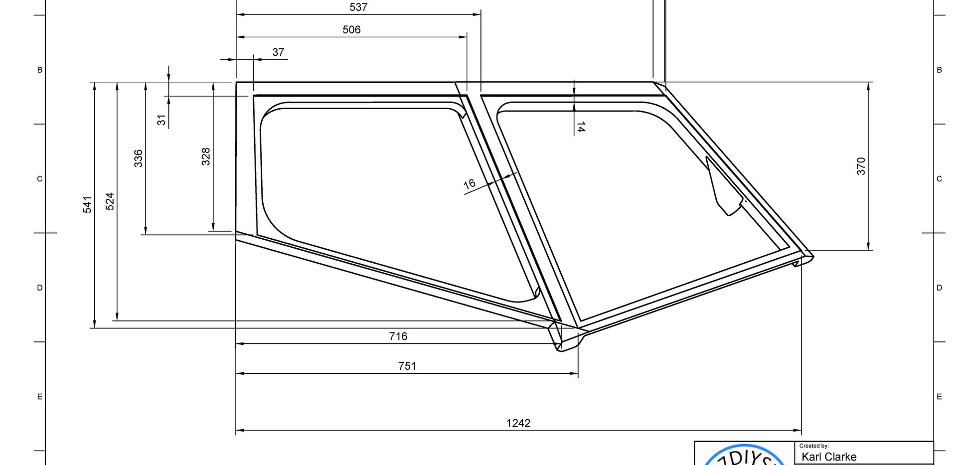 Cockpit Window Dimensions Drawing v1-pag