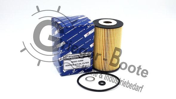 Hyundai Seasall 00263-1U090 Service Kit-Ölfilter