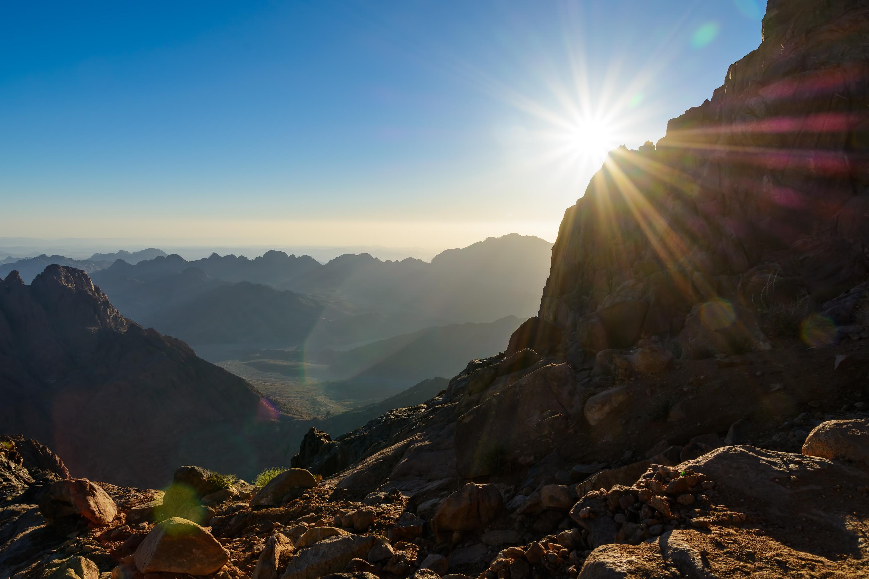 Egypt, Sinai, Mount Moses