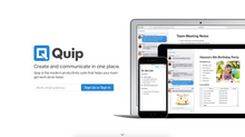 App of the Month: Quip
