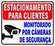 placa-estacionamento-clientes-monitorado
