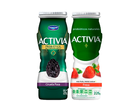 Activia 0% Bebible  225 g
