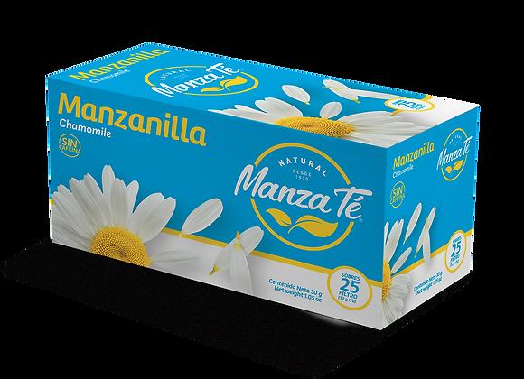 Manza té -  Manzanilla