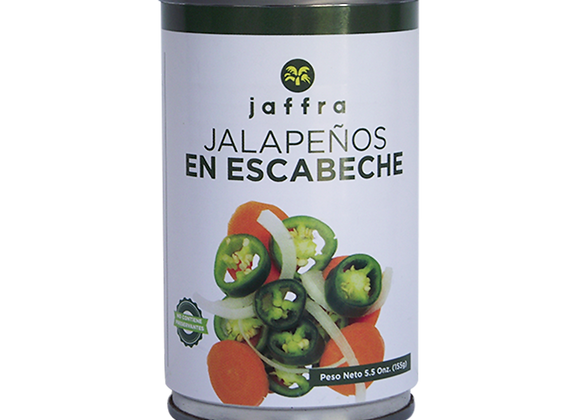 Jalapeño en Rodajas 5.5 Oz