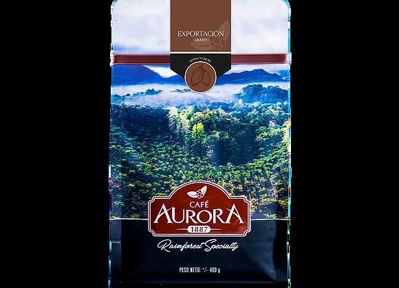 Cafe Aurora 1887 - Exportacion