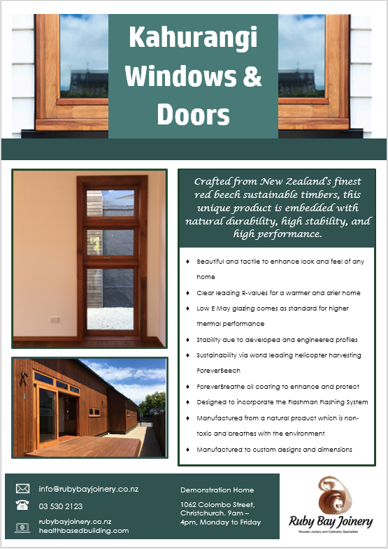 Kahurangi Windows & Doors