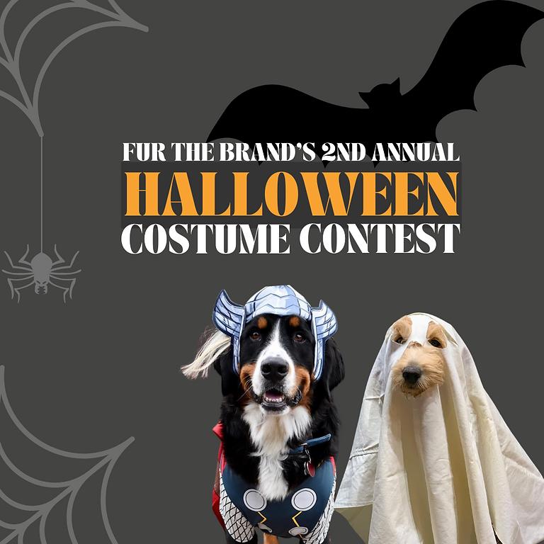 Fur The Brand's Halloween Costume Contest