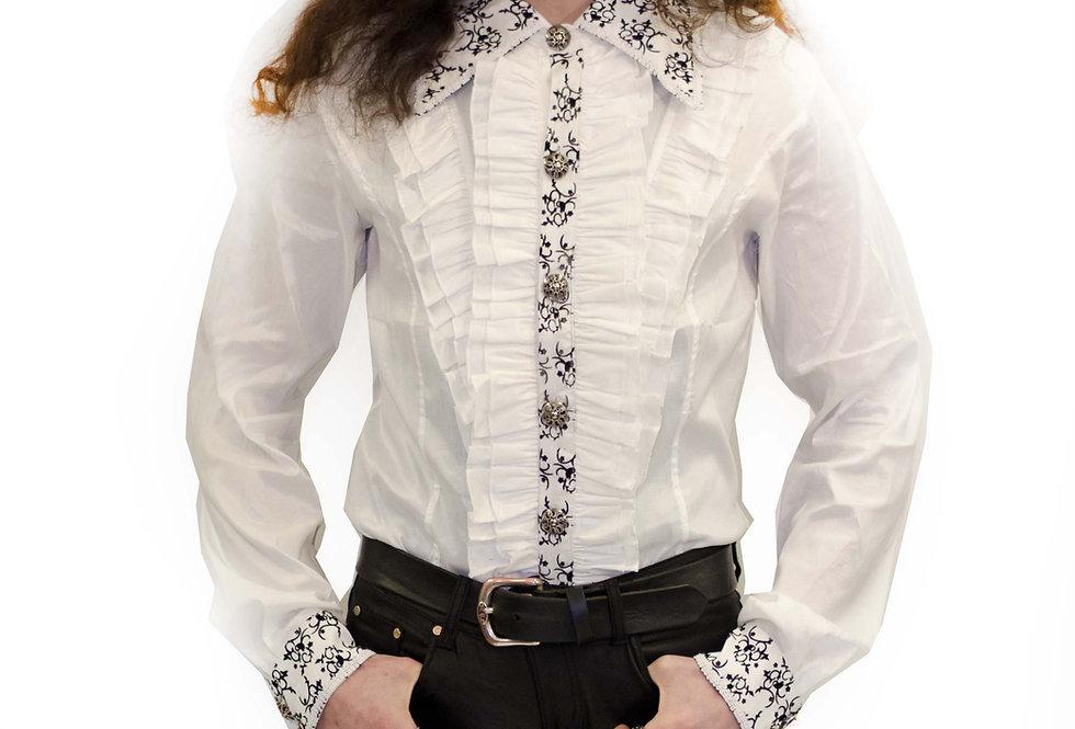 Gothic Classic Men's Dress Shirt.