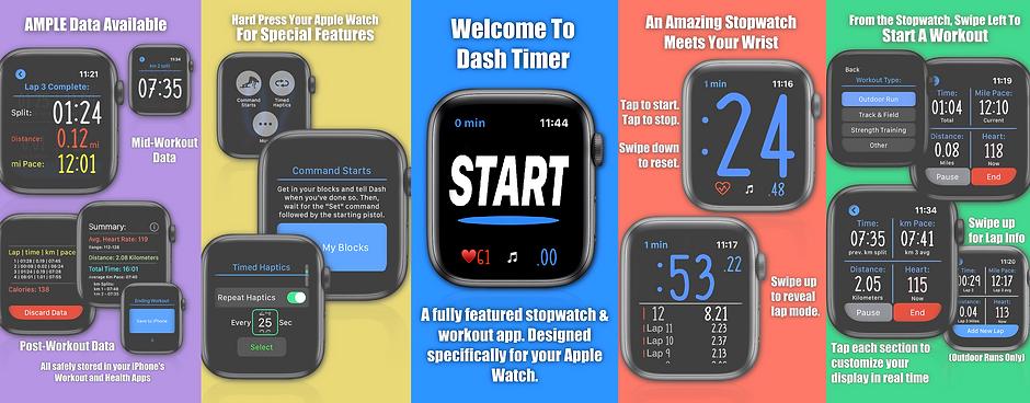 App Features & Screenshots