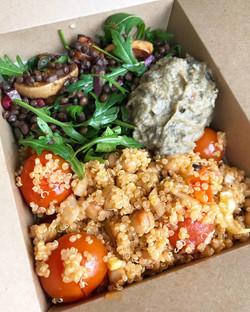 Quinoa salad box