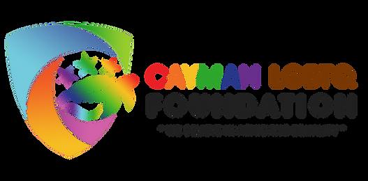 Cayman LGBTQ Foundation Official Logo BNW.png