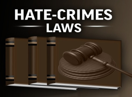 """""""HATE CRIME LAWS"""" needed in the Cayman Islands"""