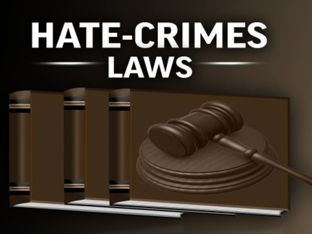 """HATE CRIME LAWS"" needed in the Cayman Islands"