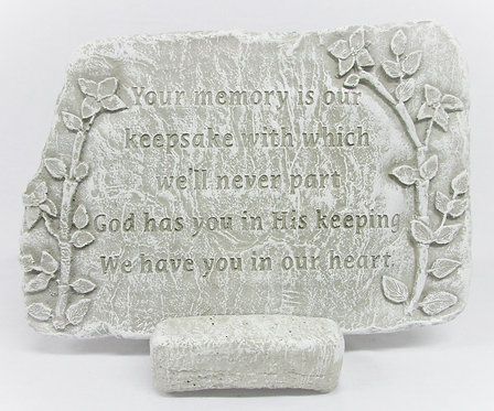 Your Memory is Our Keepsake