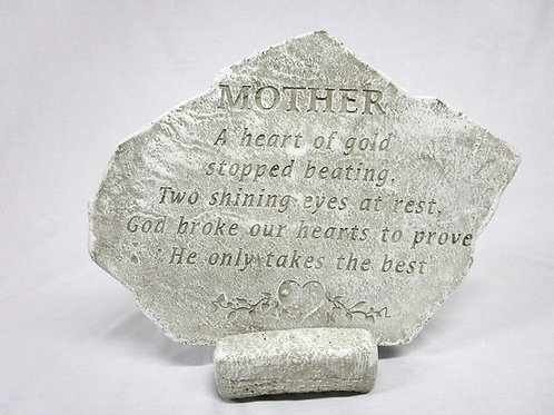 Mother, a heart of gold