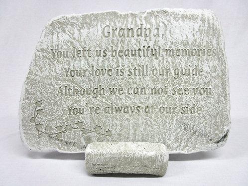 Grandpa, You left us beautiful memories
