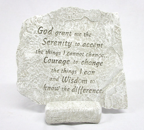 God Grant me the Serenity
