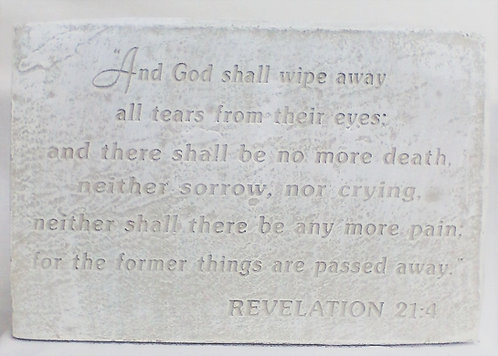 And God Will Wipe Away All Tears