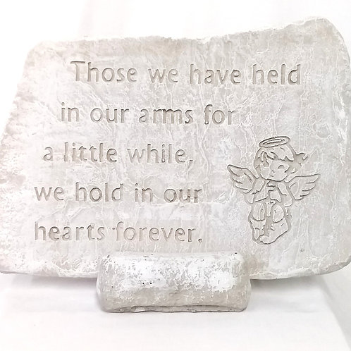 Those we have held in our arms