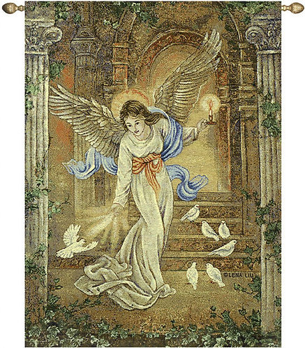 Angel of Light Throw  1120-029