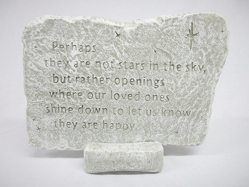 Perhaps they are not Stars