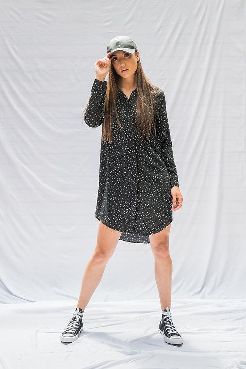 Scattered Boyfriend Dress