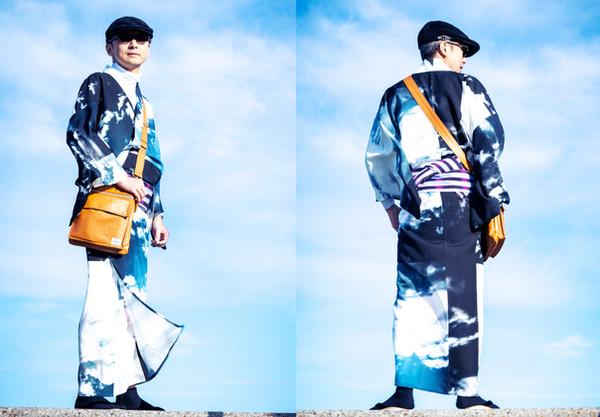 新ブランド PHOTO KIMONO A