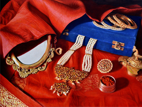 Shringaar - Indian adornment