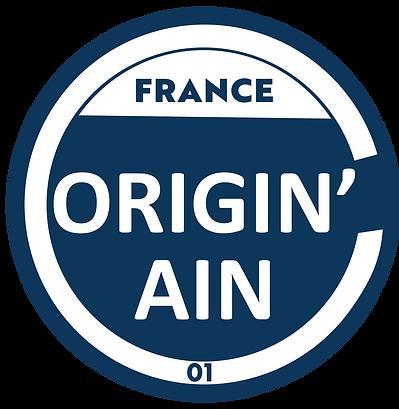Labellisation Origin'Ain