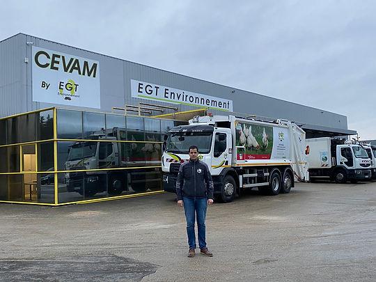 Ouverture du CEVAM by EGT