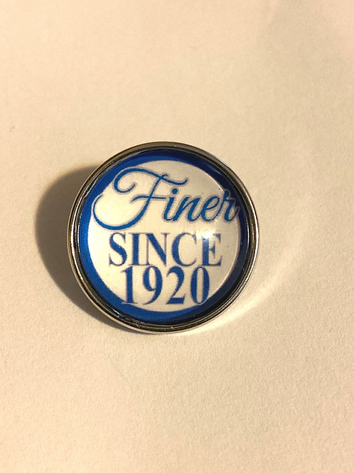 Finer Since 1920 Snap